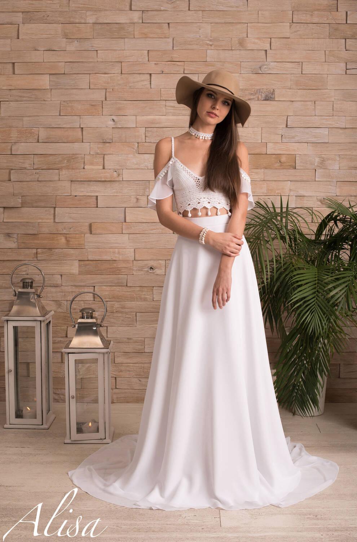 Marion - wedding dress - Alisa wedding dresses, bridal gowns, tailor ...