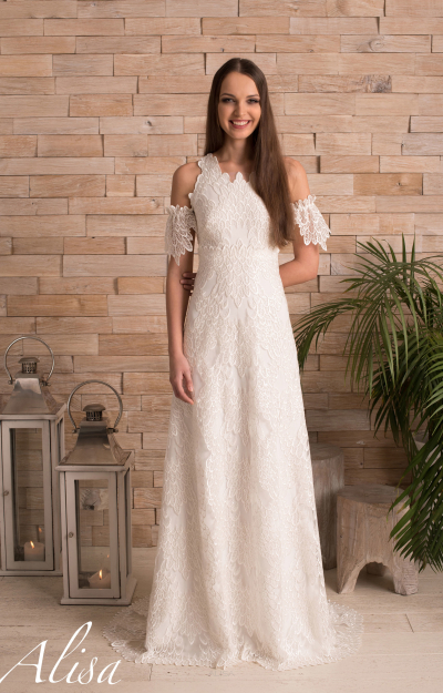 Lilou - wedding dress SAMPLE SALE