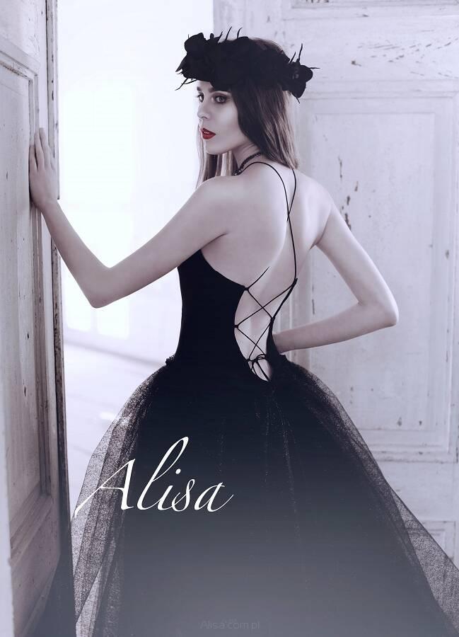 2af7057cf9 Kristen - suknia ślubna - Alisa - suknie ślubne