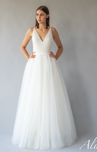 Clara wedding dress