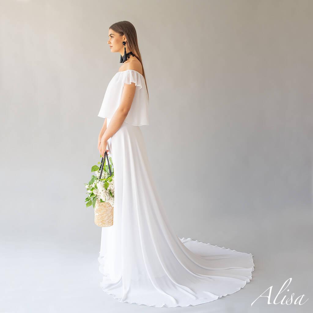 0ad6c52081 SUKNIE ŚLUBNE · Keira 2 suknia ślubna