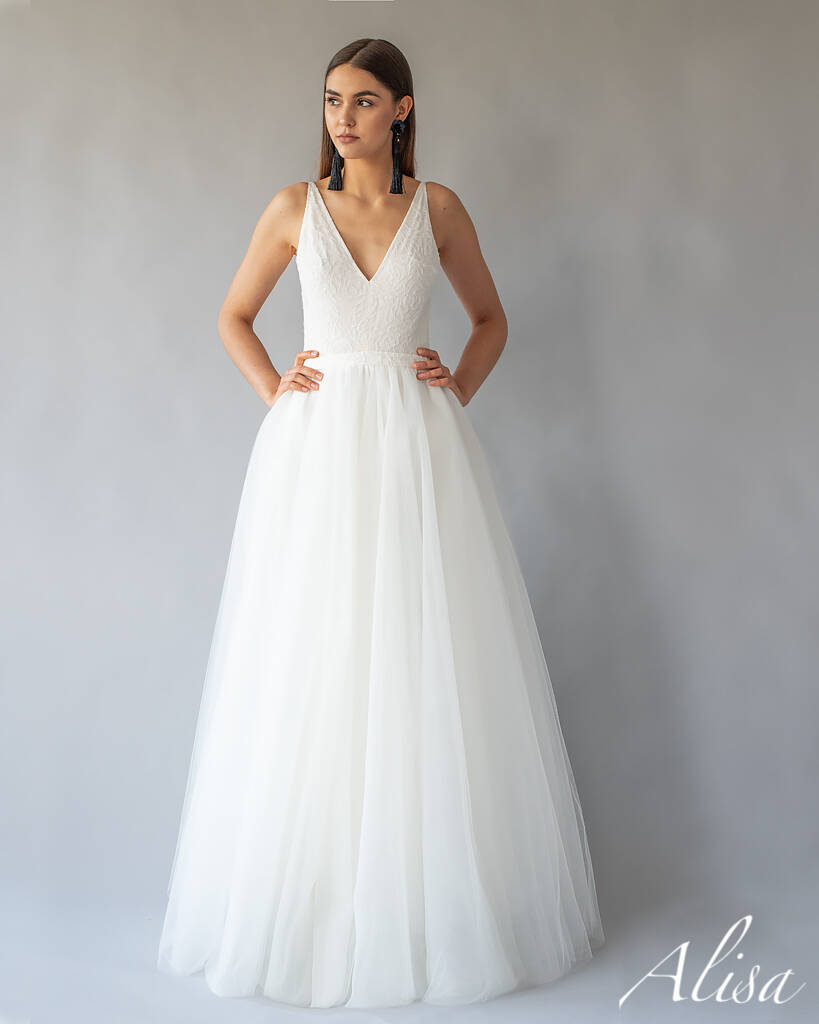 Clara wedding dress SAMPLE SALE