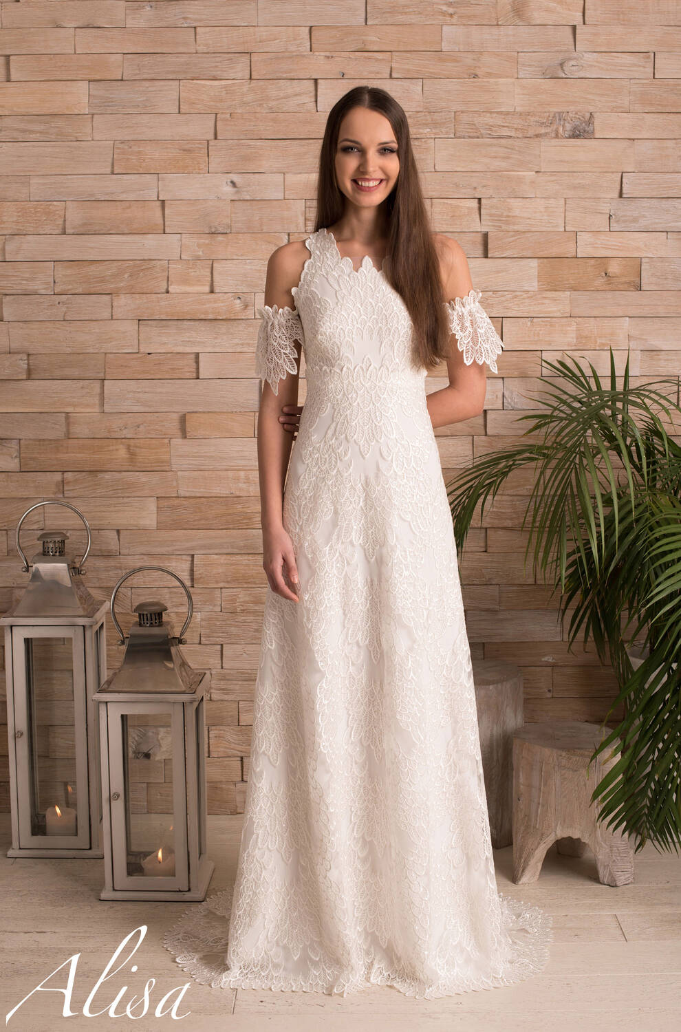 Lilou wedding dress